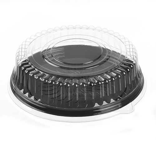 PLASTIC CATERING TRAYS & LIDS