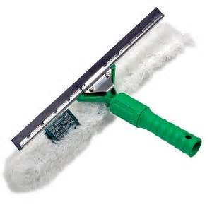 WINDOW CLEANING & SQUEEGEES