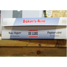 WAXED PAPERS