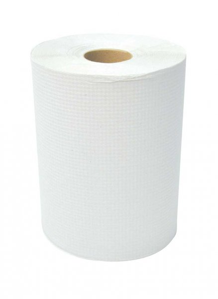 WHITE ROLL TOWELS