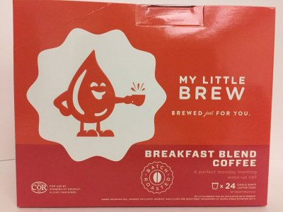LITTLE BREW - BREAKFAST BLEND-24/BX