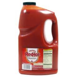 FRANKS RED HOT SAUCE 3.78 L