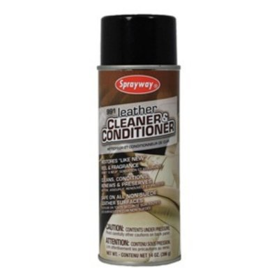 SPRAYWAY - LEATHER CLEANER & CONDITIONER