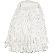 SYNTHETIC LOOPED END WET MOP - MED-20 OZ