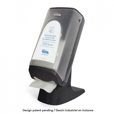 INTERFOLD NAPKIN DISP - STAND/WALL