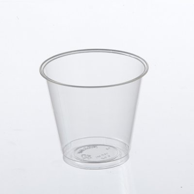 5 OZ XL PLASTIC TUMBLER 1M/CS
