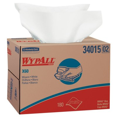 WYPALL X-60 WIPERS 180/CS