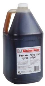 TABLE SYRUP 4 LT.