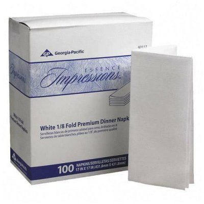 LINEN REPLACEMENT NAPKIN-16X15-1000/CS