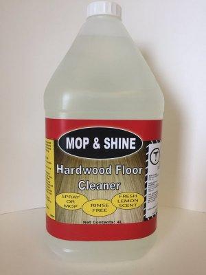 MOP & SHINE - 4 L