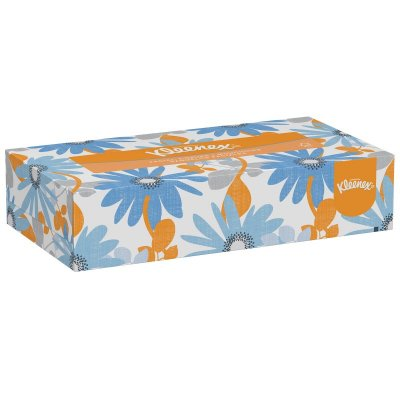 KLEENEX FACIAL TISSUE - 36 X 100 / CS