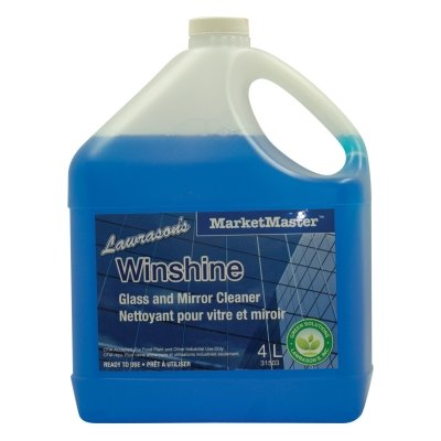 WINSHINE GLASS CLEANER - 4 L