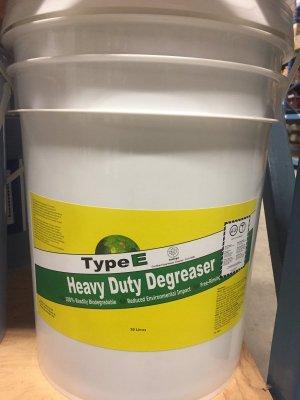 TYPE-E - DEGREASER  20 L