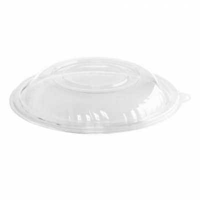 DOME LID FOR 160 OZ BOWL-CLR-50/CS