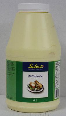 SELECT MAYONAISE - 4 L