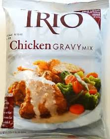 TRIO CHICKEN GRAVY MIX