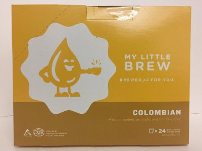 LITTLE BREW - COLUMBIAN -24 / BX
