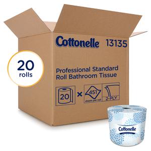KLEENEX COTTONELLE 20RL/CS 451 SH/RL