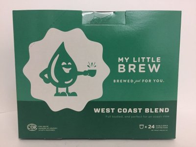 LITTLE BREW - WEST COAST - 24 / BX