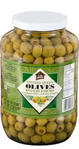 STUFFED MANZANILLA OLIVES 4 LT.