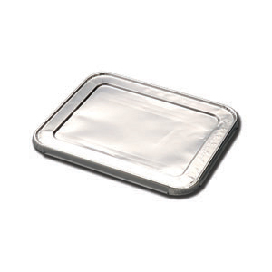 LID FOR 1/2 SIZE  FOIL STEAM TRAY-100/CS