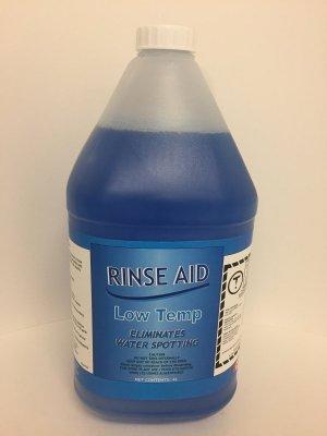 LOW TEMP RINSE AID - 4 L