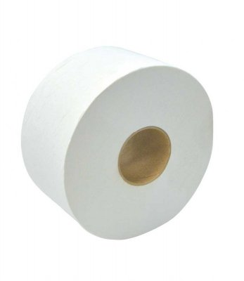 JUMBO 2 PLY TOILET TISSUE-12X750'/CS