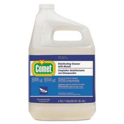 COMET PROF. CLNR W/BLEACH - 3.78L