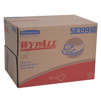 L20 WYPALL KIMTOWEL 160/BOX