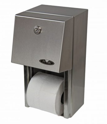 DBLE ROLL TOILET TISSUE DISPENSER