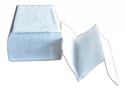 WHITE MULTI-FOLD TOWEL 16 X 250