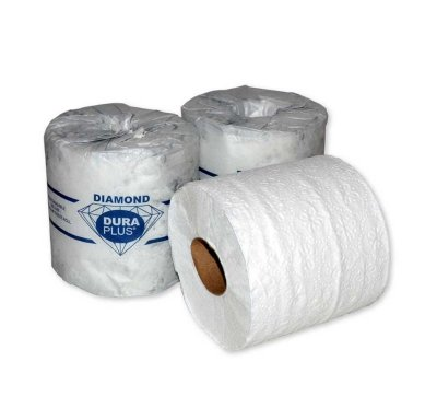 2 PLY TOILET TISSUE - 48 X 500 / CS