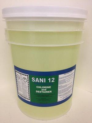 SANI 12% - 20 L