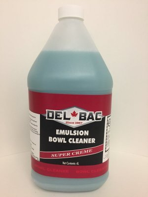 23% SUPER BOWL CLEANER - 4 L