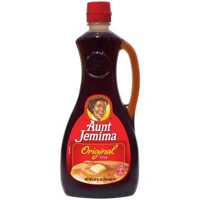 TABLE SYRUP - AUNT JEMIMA - 12 X 750ML