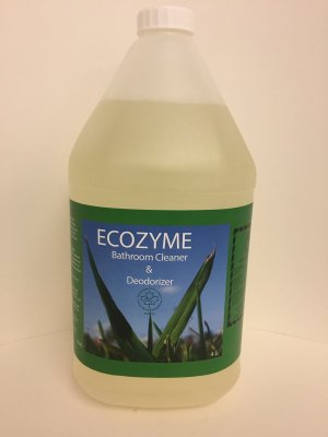 ECOZYME BATHROOM CLEANER 4 L