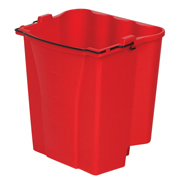 DIRTY WATER BUCKET FOR RM COMBO - RED