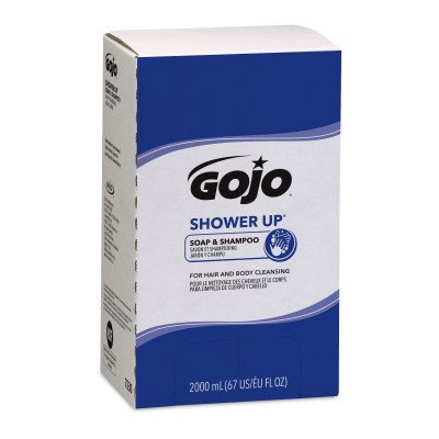 GOJO 'TDX' SHOWER UP SOAP & SHAMPOO - 2L