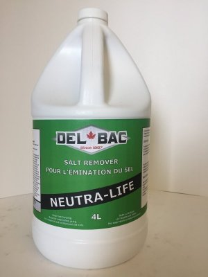 NEUTRA-LIFE - SALT & STAIN REMOVER - 4 L