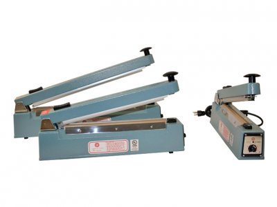 IMPULSE SEALER W/ CUTTER - 8