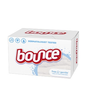 BOUNCE SHEETS - UNSCENTED - 120