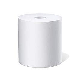 EMBASSY WHITE ROLL TOWEL 8