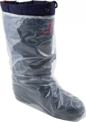 POLY BOOT CVR 5MIL CLR 2XL 50/BX 500/CS