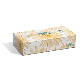 WHITE SWAN FACIAL TISSUE 30/CS