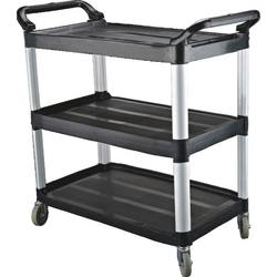 UTILITY CART - SMALL - BLACK