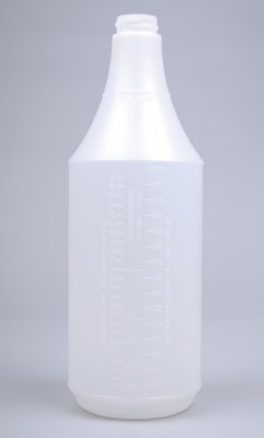 32 OZ. NATURAL ROUND BOTTLE