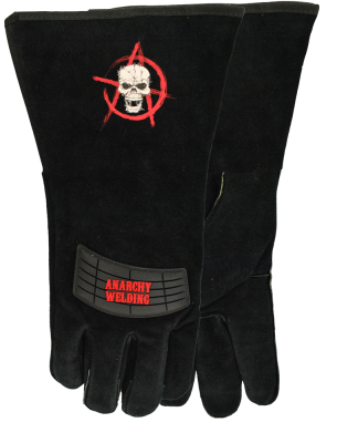 PROSPECT-WELDING GLOVE-SPLIT LEATHER-L