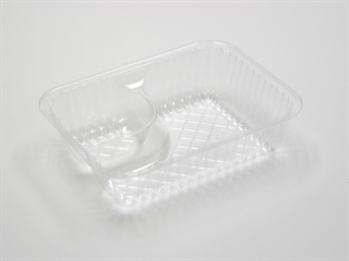 SMALL NACHO TRAY - 6 X 5 X 1.5 - 500/CS