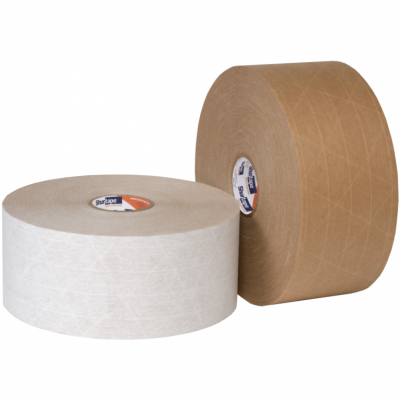 70MM X 137M WATER ACTIV TAPE - 10 RL/CS