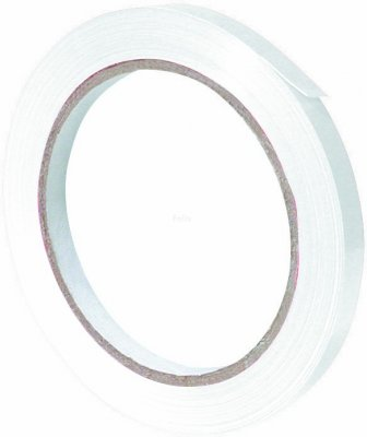 BUNDLING TAPE-9MM X 66M-WHT-192/CS